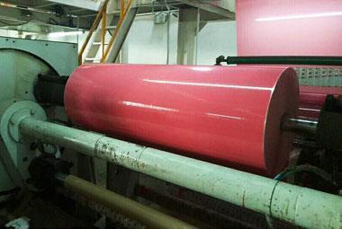 水粉色胶带